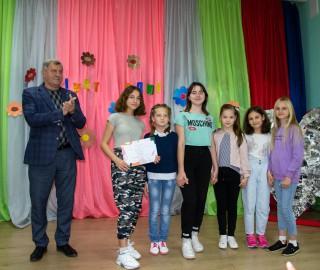 Будинок дитячої та юнацької творчості: нагородили кращих!