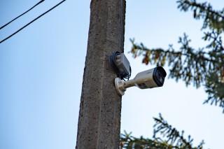 На території опорної школи встановили камери відеоспостереження