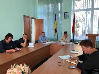 На постійних комісіях селищної ради депутати розглянули питання XVI сесії VIII скликання